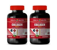 hair skin and nail support - COLLAGEN PEPTIDES - anti aging essential 2B