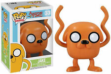 FUNKO POP JAKE 33 FIGURE ADVENTURE TIME JAKE & FINN E VINYL CARTOON NETWORK TV