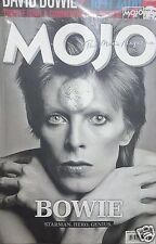 DAVID BOWIE  MOJO  magazine - MARCH 2016 - TRIBUTE ISSUE  sealed