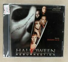 Halloween: Resurrection - CD - Motion Picture Soundtrack  BRAND NEW SEALED 2002