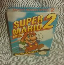 Super Mario Bros. 2  (NES, 1988) Brand New Factory Sealed