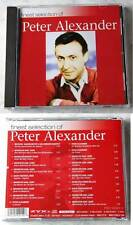 PETER ALEXANDER Finest Selection - Orch. Karl Loube, Erwin Halletz,... CD TOP