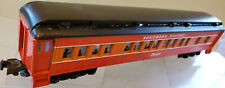 Williams O Gauge Southern Pacific Daylight Madison Passenger Coach 12wheel 1980