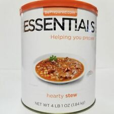 Emergency Essentials Freeze Dried Food Hearty Stew #10 Can