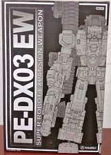PERFECT EFFECT PE-DX03EW WARDEN - Transformers FORTRESS MAXIMUS TITANS RETURN