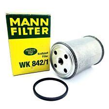 Mann-Filter WK8421 Filtre pour Carburant Opel Rekord D E Deutz-Fahr Iveco Linde