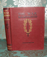 """** The War Illustrated - Volume 3- HB, """"Signed by Editor"""" - Amalgamated Press,"""
