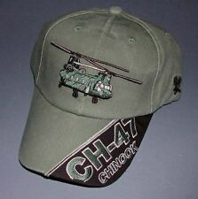 BOEING CH-47 CHINOOK US ARMY AVIATION COMPANY UNIT Helicopter Squadron Hat