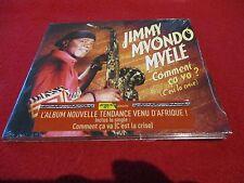 "CD DIGIPACK NEUF ""COMMENT CA VA ? (C'EST LA CRISE)"" Jimmy MVONDO MVELE"