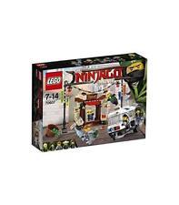Lego confidencial 2 Ninjago - Construcción