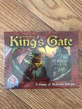 King's Gate by Reiner Knizia, FANTASY FLIGHT GAMES. Factory Sealed!!