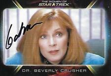 GATES MCFADDEN SIGNED 2010 WOMEN OF START TREK #29 - DR. BEVERY CRUSHER