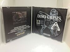 Dino Crisis SONY Playstation PS1 NTSC-J JAP Japanese VGC.Free Postage