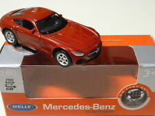 WELLY MERCEDES AMG GT 1/60