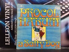 Procol Harum A Salty Dog LP Album Vinyl Record MFP5277 A1U/B1U Rock 60's
