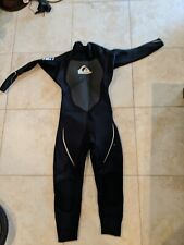 Quiksilver Wetsuit 5/2 Large Hyperstretch II Rarely Used