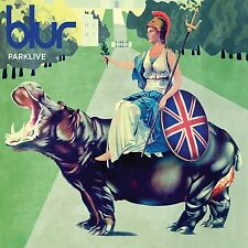 Blur – Parklive, 4CD + DVD Deluxe Edition Neuware