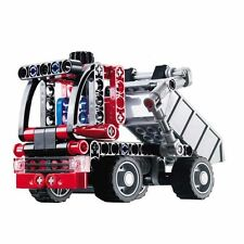 Decool 3345 230pcs Transport Container Truck Car Model Building Block Child Toy