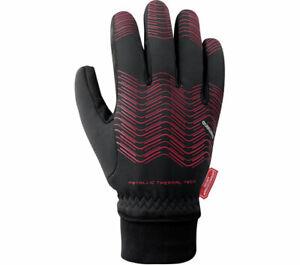 Shimano Windstopper® Thermal Reflect Gloves Handschuh Größe XL NEU