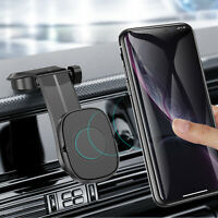 360° Car Mount Magnetic GPS Holder Stand Air Vent For Mobile Phone iPhone 12 Pro