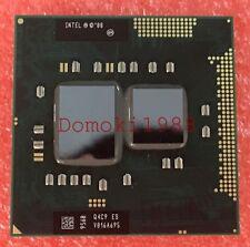 Intel Core i7 640/I7 640M QS  Q4C9 CPU 2.8GHZ turbo 3.46GHZ PM55 CP80617004152AE