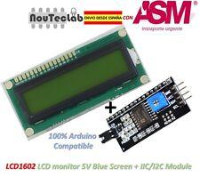 LCD1602 LCD Pantalla 1602 5V + IIC I2C Módulo