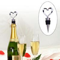 Kork Konservierungsstecker Weinflaschenverschluss Heart-shaped Zinklegierung