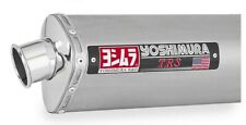 YOSHIMURA TITANIUM TRI-OVAL SLIPON EXHAUST SUZUKI ---FREE SHIPPING!!