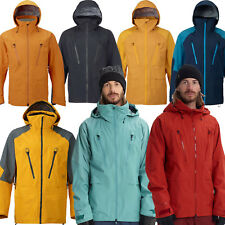 Burton AK Freebird Jacket GoreTex GTX Herren-Snowboardjacke Skijacke wasserdicht