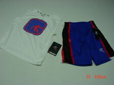 NWT Infant Toddler 2 piece set Tank Shorts AND1 Basketball Sport Nice Boys