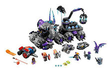 Nexus Knight Stone Colossus Ultimate Destruction Building Blocks 886pcs no box