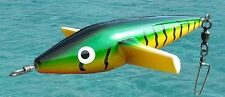 "Game Fishing Marlin and Tuna Teaser Bird 7"" Green Mackeral"
