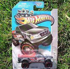 1997 Ford F-150 BLACK HW City CYCLING TEAM 45/250 Hot Wheels X1697 NEW-SEALED!