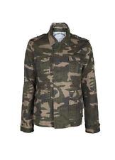 fbfd4cd7b20b Tommy Hilfiger Denim Sage Green Military Jeans Jacket Jacke Herren Gr. S - M