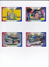 2016 Panini PRIZM RED/WHITE/BLUE PRIZM PARALLEL #54 Ryan Newman's Car BV$5!