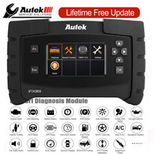 AUTEK IFIX969 Diesel Gasoline OBD2 Scanner SRS ABS DPF IMMO Auto Diagnostic Tool