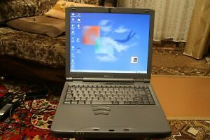 Toshiba Satellite Pro 4600 retro laptop, working tested