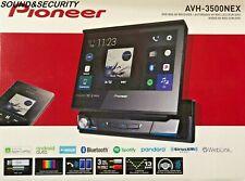 Pioneer AVH-3500NEX DVD/CD Player Flip-out Bluetooth,Apple CarPlay,Android Auto