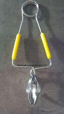 pince à escargot en Inox  , 2 pinces escargot de 16 cm . coloris aux choix