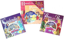 CLASSIC FAIRY TALES ~AUDIO STORYBOOK SET WITH READ ALONG DVD'S~