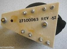 Zeilentrafo Flyback Transformer 27100063 Rev. 52 für S/W BAS Monitor USA Typ