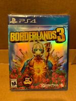 BRAND NEW & FACTORY SEALED - Borderlands 3 (Playstation 4 / PS4)