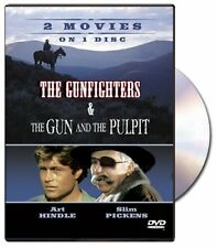 The Gunfighters / The Gun And The Pulpit (DVD, 2004) (G)