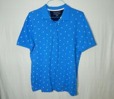 Banana Republic Short Sleeve Casual Polo Golf Shirt Size Large L Mens Clothing