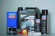 Wartungs Set Honda NC700 mit DCT Getriebe , Ölfilter, Öl, Zündkerze, Inspektion