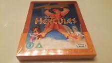 Disney's Hercules Embossed STEELBOOK (Blu-ray UK, Zavvi) MY LAST COPY