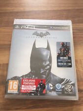 PS3:    BATMAN  ARKHAM ORIGINS      - NEUF / NEW -