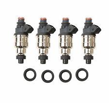 4x 500cc Fuel Injectors For OBD0 OBD1 Honda B D H JDM VTEC EV1 Style 47lb