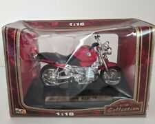 BMW  R1100R 1/18 Scale Die-Cast Motorcycle Bike Red+Black Model Replica by ATL