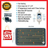 NEW Heating Pad for Pain Relief XL King Size SoftTouch, 4 Heat Settings Auto-Off
